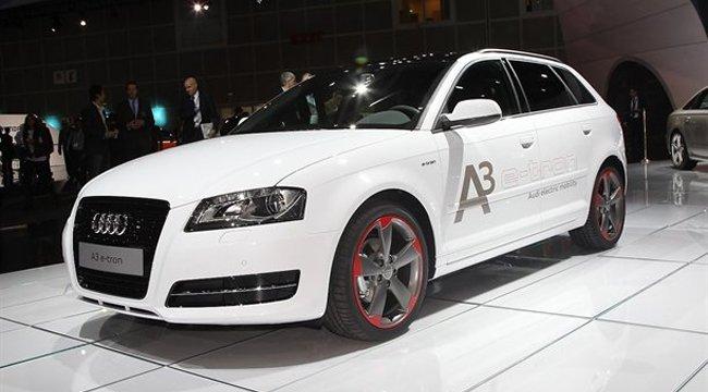 Audi A3 e-tron (sportback)