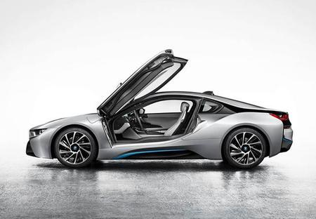 La espera terminó: Éste es el BMW i8 de producción