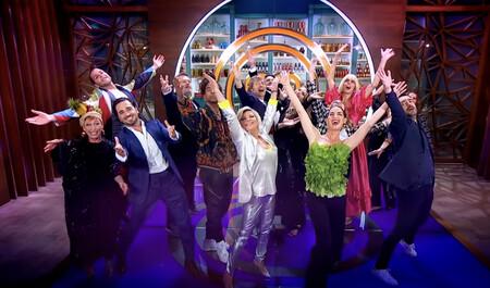 El hype por 'MasterChef Celebrity 6' continúa: TVE lanza su nueva cabecera, más glamurosa y menos TikTokera que la anterior