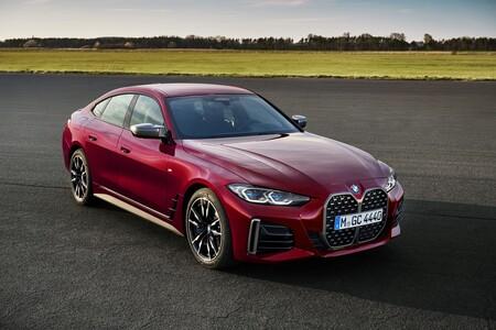 El nuevo BMW Serie 4 Gran Coupé es un BMW i4 de combustión con etiqueta ECO, hasta 374 CV y una opción mild hybrid diésel