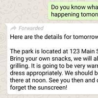 Adiós al SPAM y las 'fake news' en WhatsApp: a partir de ahora sabremos cuando un mensaje ha sido reenviado