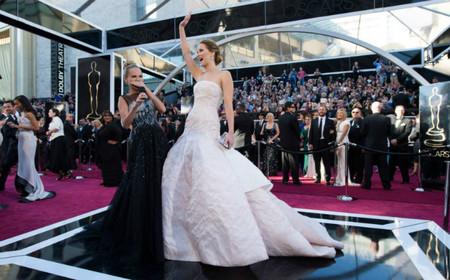 Las más sexys de la Alfombra Roja de los Oscar 2013