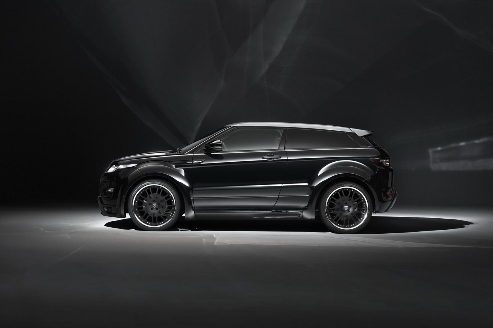 Foto de Hamann Motorsport mete mano al Range Rover Evoque (4/6)