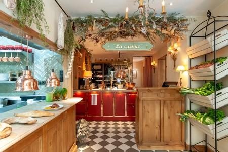 Le Bistroman Atelier Restaurante Madrid