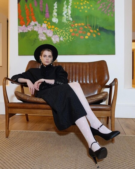 Lucy Boynton Chanel 03