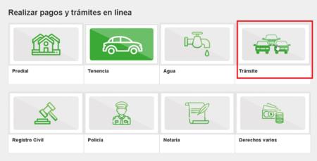 renovacion de licencia de conducir en línea en ciudad de méxico