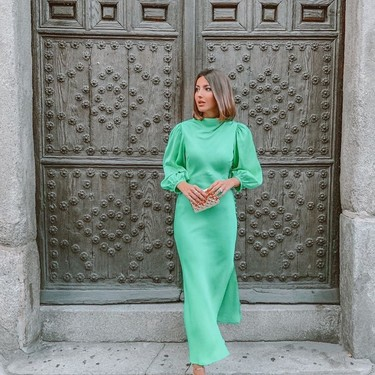 Los 20 vestidos de Asos más comprados por las españolas podrían ser la respuesta a tu look de invitada este otoño