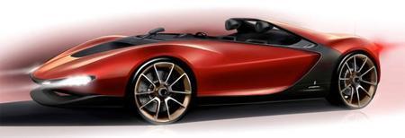 Sergio Pininfarina Concept, el merecido homenaje en Ginebra