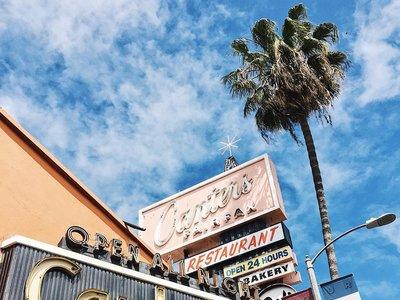 Canter's Deli, el restaurante más instagrameable (y mítico) de Los Ángeles