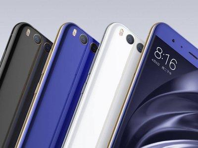 El nuevo Xiaomi Mi6 por 439 euros con este código de descuento