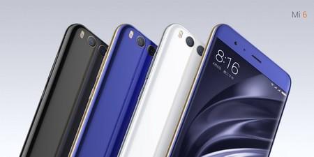 Xiaomi Mi6, con 6GB de RAM y Snapdragon 835, por 396,45 euros y envío gratis