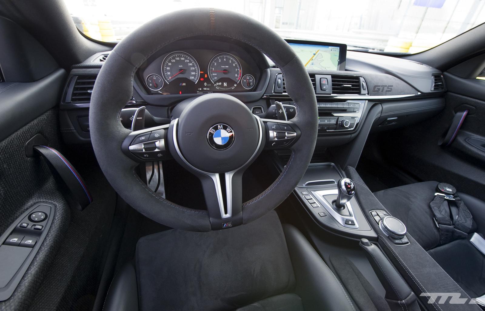 Foto de BMW M4 GTS (Prueba) (8/38)