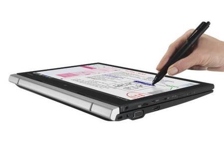 Toshiba Portege Z20t como tablet