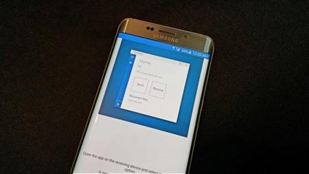 Samsung lanza su propia aplicación de transferencia de Wi-Fi en la Play Store