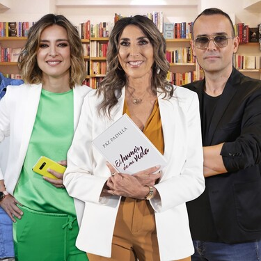 Paz Padilla, Sandra Barneda o Juan del Val... 12 famosos que han escrito los libros perfectos para regalar el día de Sant Jordi (junto a una rosa, por supuesto)