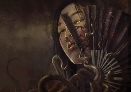 La Mujer Abotargada, avatar de Nyarlathotep