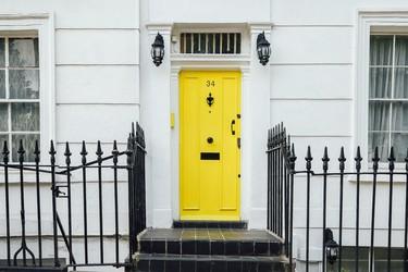 Cambiar fácilmente el aspecto de tus puertas: 10 ideas