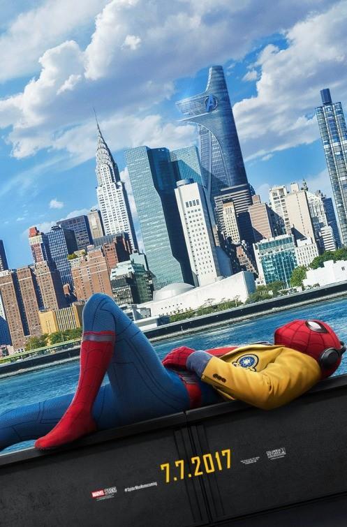 Foto de Carteles de 'Spider-Man: Homecoming' (1/15)
