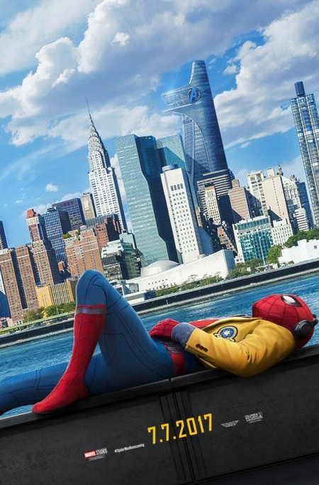 Carteles de 'Spider-Man: Homecoming'