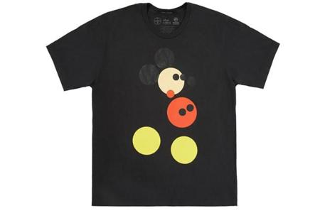 Damien Mickey Black Front