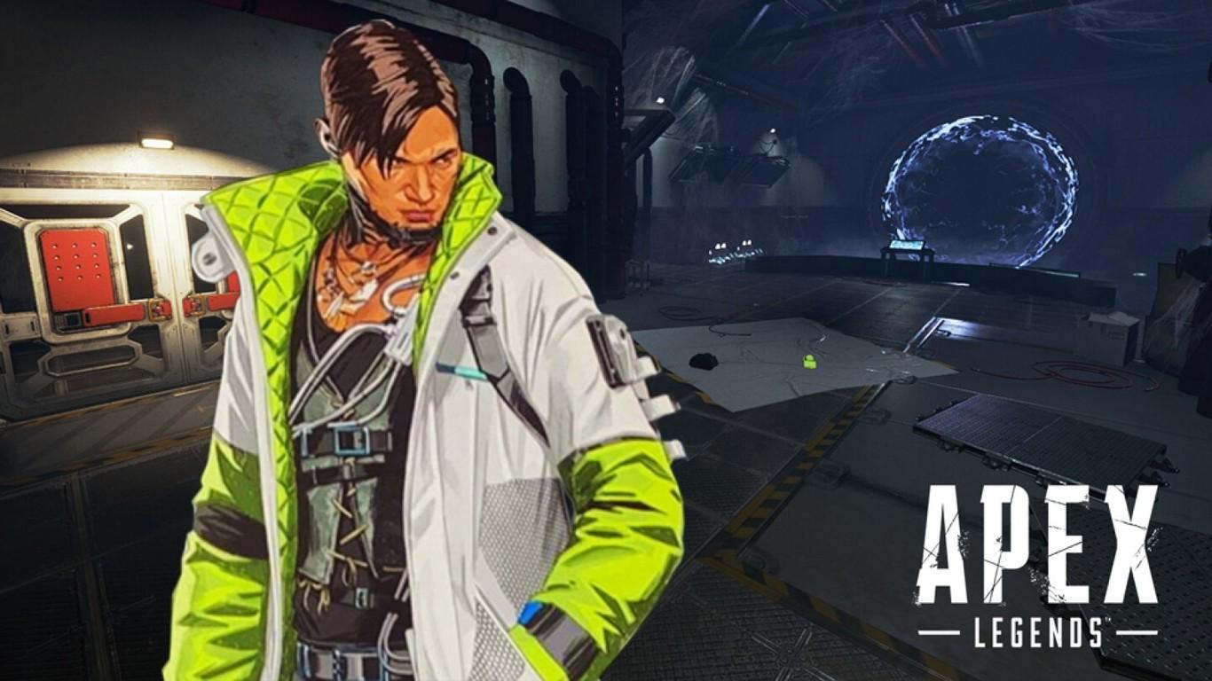 Crypto, la más que probable nueva leyenda de Apex Legends en la tercera temporada, ha sido visto en el juego