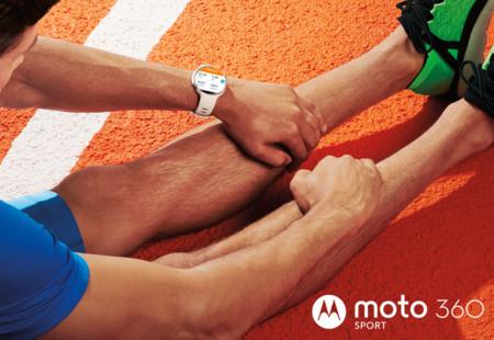 Moto 360 Sport 2
