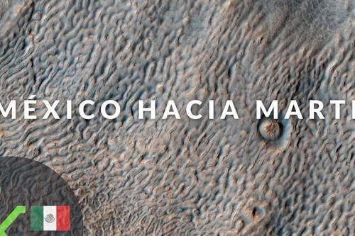 Plan Ares: ¿llevar vida verde a Marte? estos mexicanos quieren lograrlo con este ambicioso proyecto