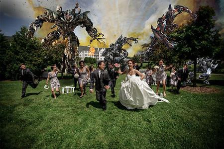 boda y ciencia ficción