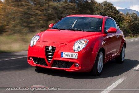 Alfa Romeo MiTo 1.4 MultiAir TCT, prueba (conducción y dinámica)