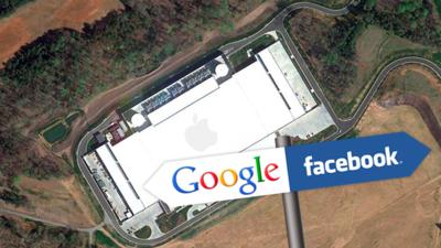 Apple, Google y Facebook convierten a Carolina del Norte en el Silicon Valley de los centros de datos