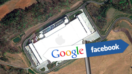 Apple, Google y Facebook convierten a Carolina del Norte en el Silicon Valley de los centros de datos