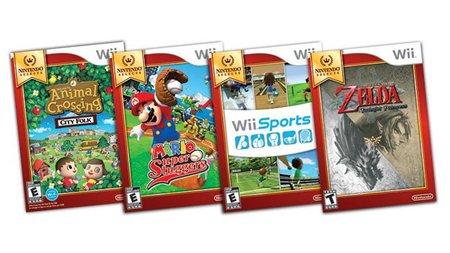 Nintendo Selects, la línea económica camino de Wii