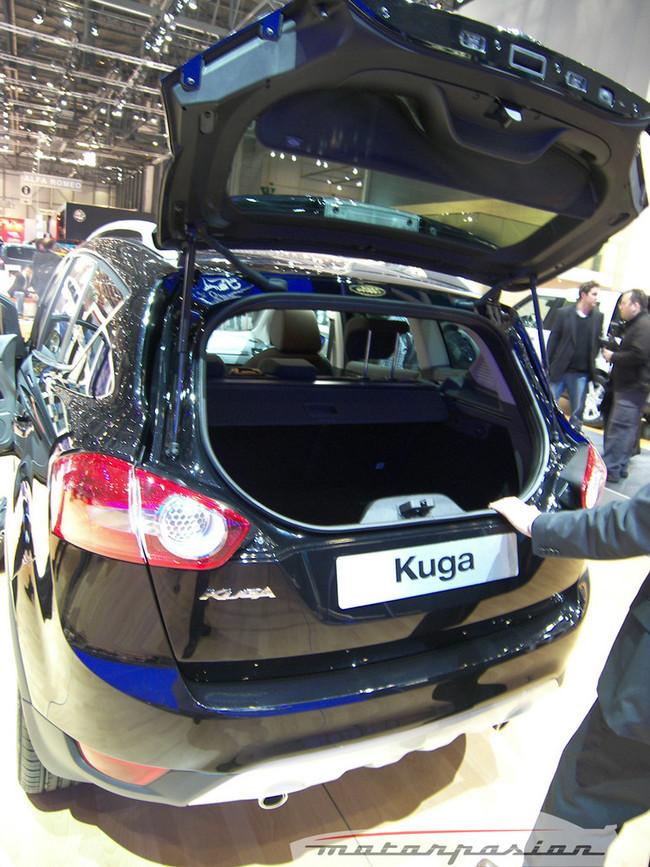 Foto de Ford Kuga en el Salón de Ginebra (18/20)