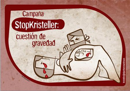 'Stop Kristeller: cuestión de gravedad'. Campaña de concienciación sobre la maniobra de Kristeller durante el parto