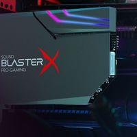 Creative ya tiene nueva tarjeta de sonido: es la Sound BlasterX AE-5 Plus, un modelo con Dolby Digital Live y DTS Connect