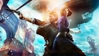 Los combates de 'BioShock Infinite' huelen a gozada