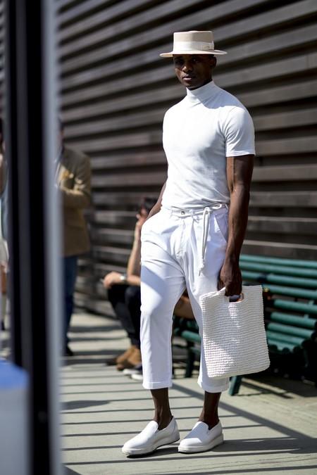 Pantalones Blancos 15