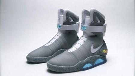 Sí, sí, sí: las Nike MAG se harán realidad en 2015