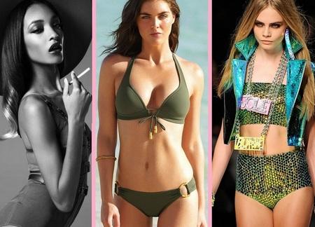 ¿Quiénes son... Jourdan Dunn, Hilary Rhoda y Cara Delevingne?, los nuevos ángeles de Victoria's Secret