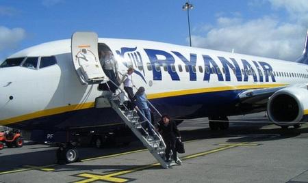 Ryanair reducirá un 12% sus vuelos en España en 2013