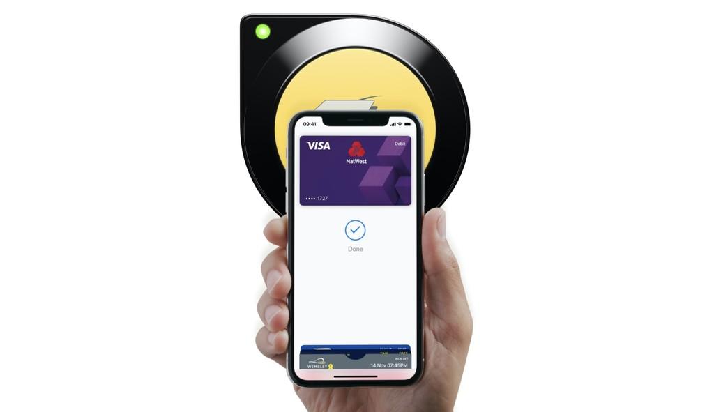 Londres activa el 'modo express para su transporte público con Apple™ Pay