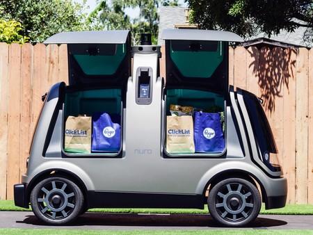 Kroger entregará víveres en coches autónomos