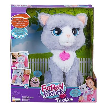 ¿Todavía te quedan juguetes por comprar? El peluche gatita Bootsie tiene 15 euros de descuento: ahora por 34,99 euros en Amazon