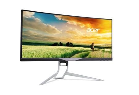 El monitor curvo Acer XR341CK con soporte AMD FreeSync es 200 dólares más barato