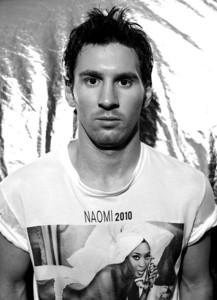 Cinco razones por las que Messi no debería dedicarse a la moda