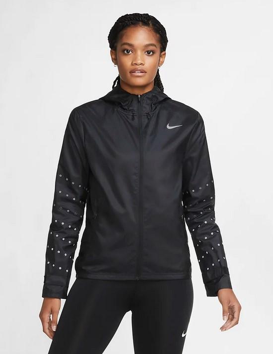 Chaqueta de running con capucha - Mujer Nike Essential Flash