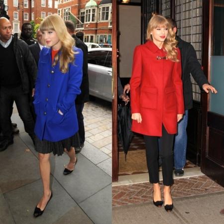abrigos color taylor