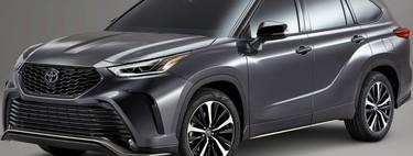 Toyota Highlander se torna más ruda con la versión XSE 2021