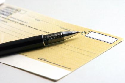 Cheque al portador: Alma se funde 1000 euros en un día