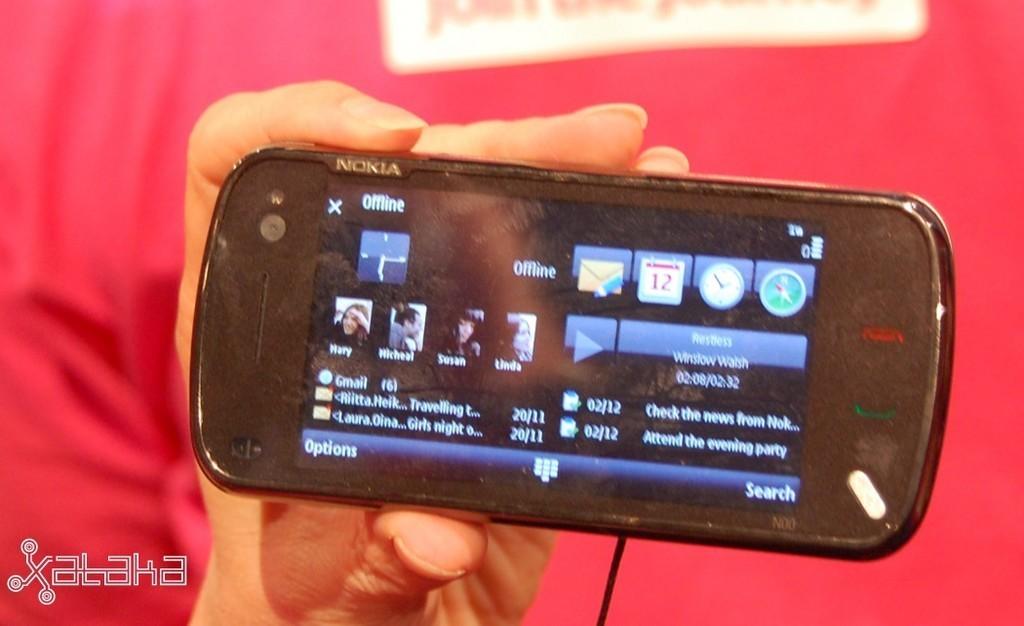 Foto de Nokia N97 real (1/7)